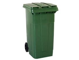 240 lt Çöp Konteynırı Yeşil
