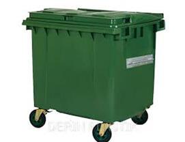 660 lt Çöp Konteynırı