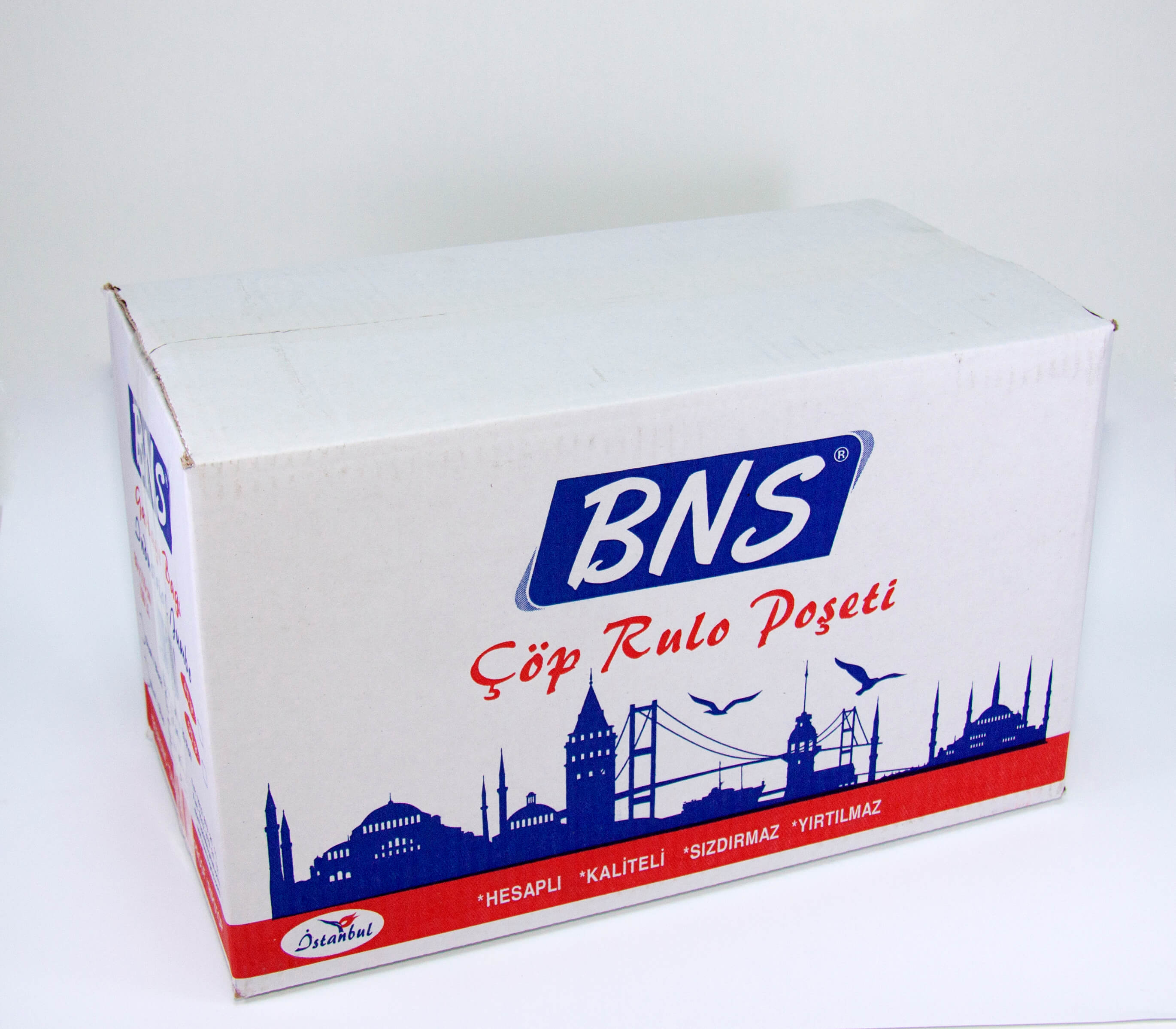 BNS 100×150 End. Hantal Boy Çöp Poşeti