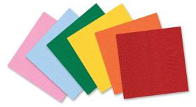 BNS Renkli Servis Peçete Çeşitleri
